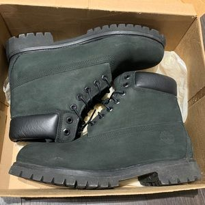 "Timberland 6"" Premium Waterproof Leather Boots"